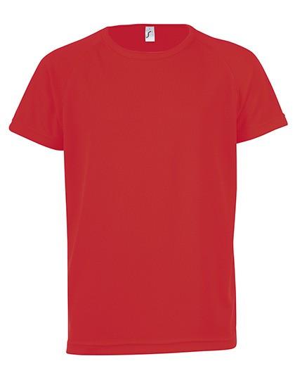 Kinder-Sport-T-Shirt Sol's